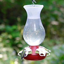 Perky Pet® Funnel-Fill 32 oz Plastic Hummingbird Feeder