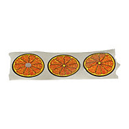 Perky-Pet® Orange Slice Decal