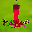Perky-Pet® Pinch-Waist Glass Hummingbird Feeder