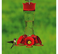 Perky-Pet® Popular Pinch-Waist Hummingbird Feeder