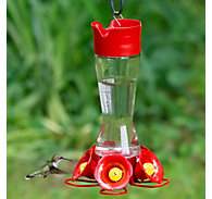 Perky-Pet® Favored Pinch-Waist Hummingbird Feeder - 16 oz Nectar Capacity