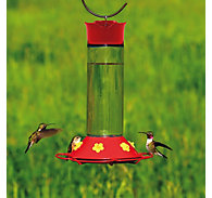 "Perky-Pet® ""Our Best"" Glass Hummingbird Feeder"
