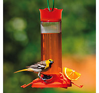 Perky-Pet® Fruit Trio Oriole Nectar Feeder - 30 oz Nectar Capacity