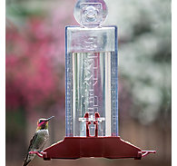 Perky-Pet® Window Mount Plastic Hummingbird Feeder