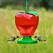Perky-Pet® Apple Plastic Hummingbird Feeder