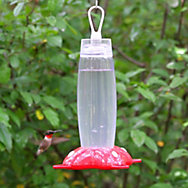 Garden Song® Rose Petal Hummingbird Feeder