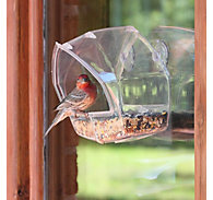 Perky-Pet® Window Feeder - 1 Cup Seed Capacity