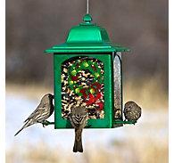 Perky-Pet® Holiday Wreath Lantern Bird Feeder