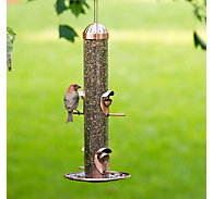 Perky-Pet® Copper 2-in-1 Wild Bird Feeder