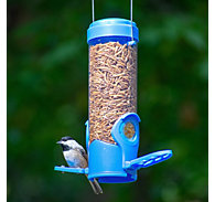 Perky-Pet® Dried Mealworm Bird Feeder with Flexports®