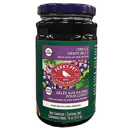 oriole grape jelly
