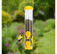 Perky-Pet® Finch Feeder With Flexports™ - 1.5 lb Capacity