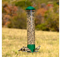 Perky-Pet® Premium Squirrel-Be-Gone® Breakaway Wild Bird Feeder - 4.5 lb Seed Capacity