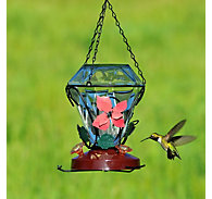 Perky-Pet® Blossom Edition Glass Hummingbird Feeder