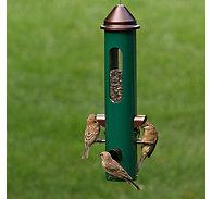 Perky-Pet® Seed Bunker Wild Bird Feeder