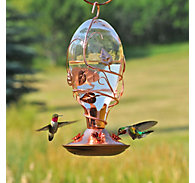 Perky-Pet® Looking Glass Hummingbird Feeder - 32 oz Nectar Capacity