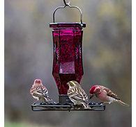 Perky-Pet® Amethyst Starburst Vintage Wild Bird Feeder