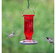 Perky-Pet® Ruby Starburst Vintage Hummingbird Feeder