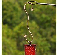 Perky-Pet® Decorative Beaded Hanging Hooks with Copper Finish