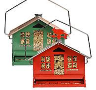 Perky-Pet® Squirrel-Be-Gone® II Wild Bird Feeder - 2 Pack - 8 lb Seed Capacity, Each