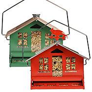 Perky-Pet® Squirrel-Be-Gone® II Wild Bird Feeder - 2 Pack