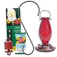 Perky-Pet® Hummingbird Feeder Kit