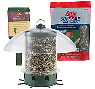 K-Feeders Super Carousel Wild Bird Feeder Set