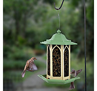 Perky-Pet® Pistachio Green Gazebo Feeder