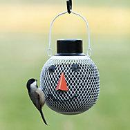 Perky-Pet® Solar Hat Snowman Head Bird Feeder