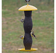 NO/NO® Yellow Finch Tube Feeder