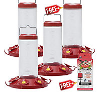 Perky-Pet® Buy 3 Get 1 FREE - The Grand 48 Hummingbird Feeder