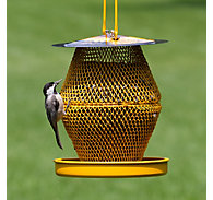 NO/NO® Designer Double with Tray Wild Bird Feeder