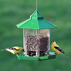 Perky-Pet® Gazebo Wild Bird Feeder