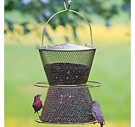 Perky-Pet® Hourglass® Brass Wild Bird Feeder
