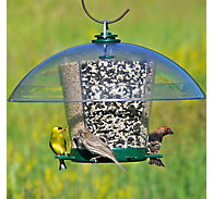 K-Feeders Carousel Wild Bird Feeder - 5 lb Seed Capacity
