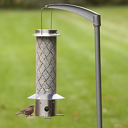 Perky-Pet® Frosted Squirrel-Be-Gone® Bird Feeder