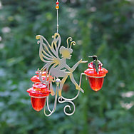 Perky-Pet® Fairy Dust Glass Hummingbird Feeder