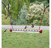 Perky-Pet® 2 ft Hummerbar® Hummingbird Feeder - 16 oz Nectar Capacity